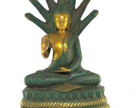Statue of Nagarjuna Buddha