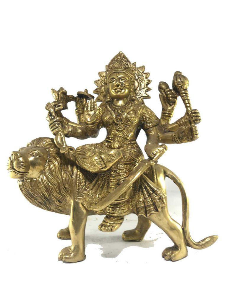 Statue of Durga