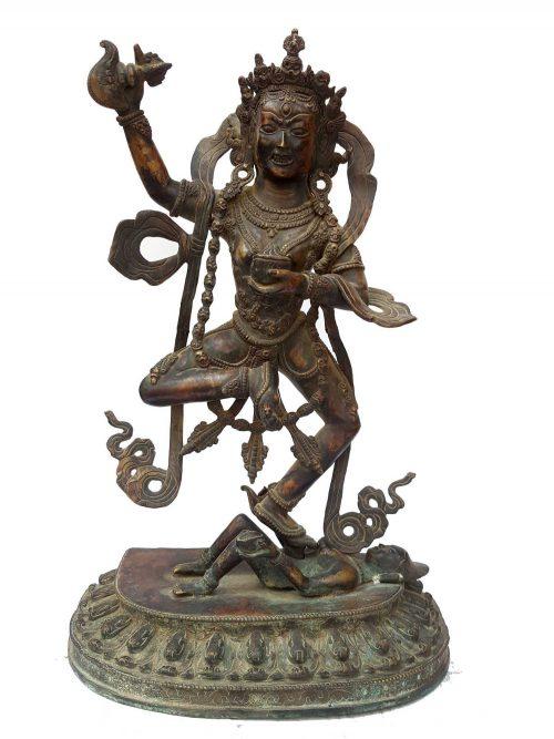 Tibetan Statue of Vajravarahi