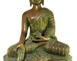 Statue of Ratnasambhava