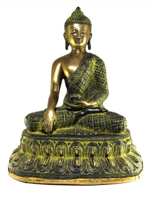 Statue of Shakyamuni Buddha
