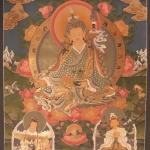 Guru Padmasambhava Thangka