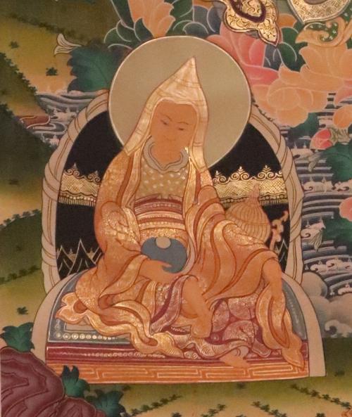 Padmasambhava Thangka