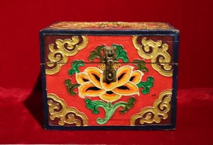 Tibetan Treasure Box