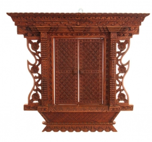 Kumari Hand Carved Window