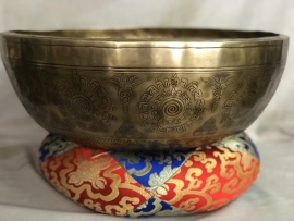 Large Size Singing Bowls