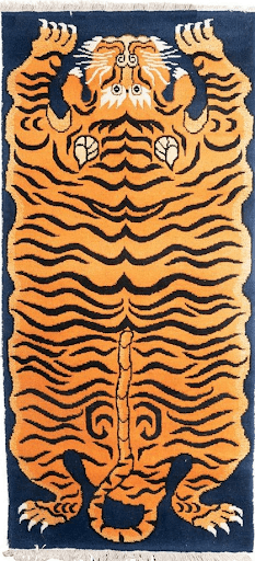Carpet of Tibetan Tiger
