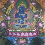 Vajradhara Thangka Painting