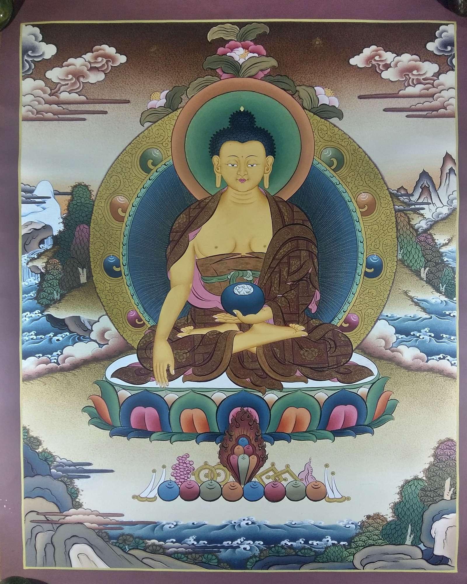 Shakyamuni Buddha Buddhist Art