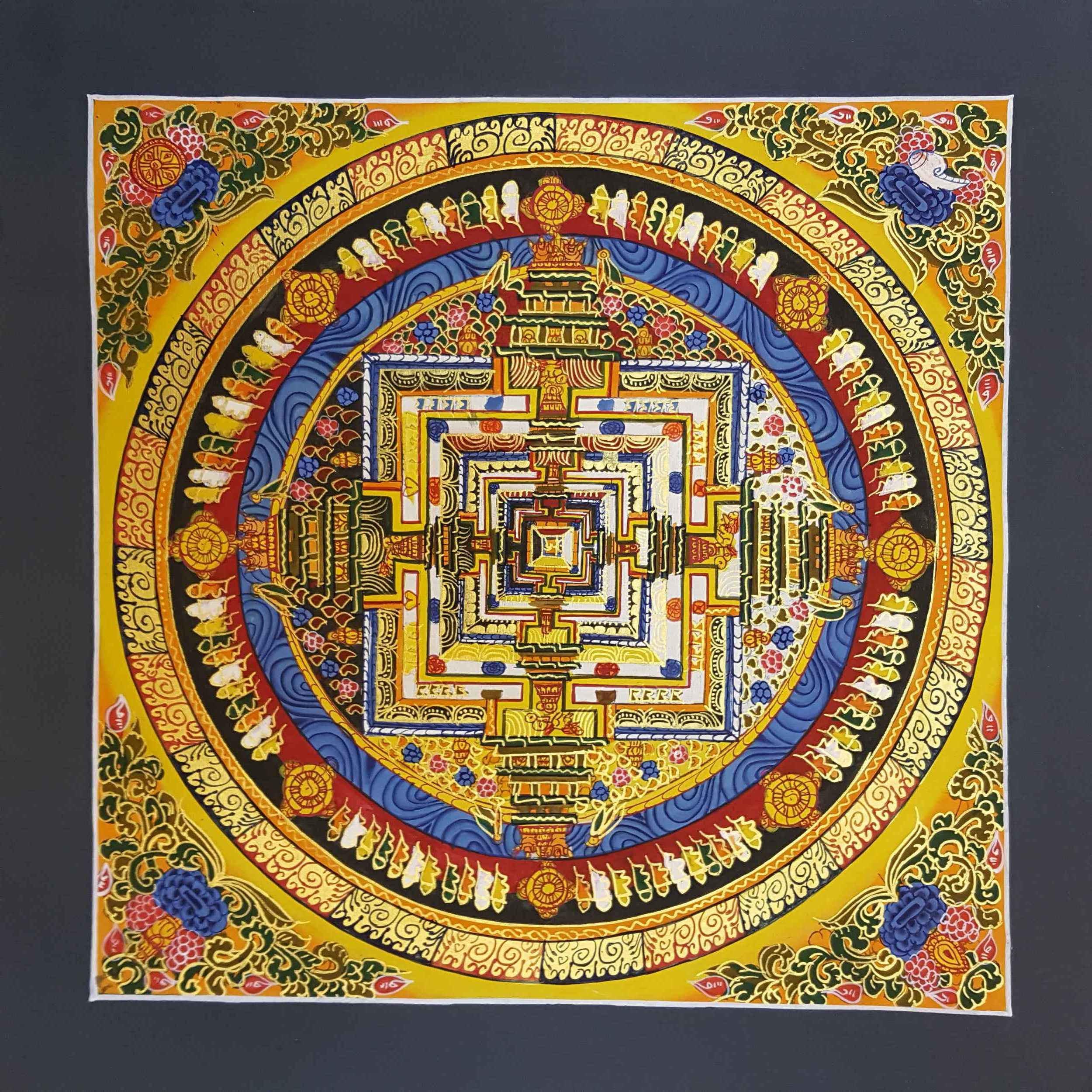 Kalachakra Ritual Art