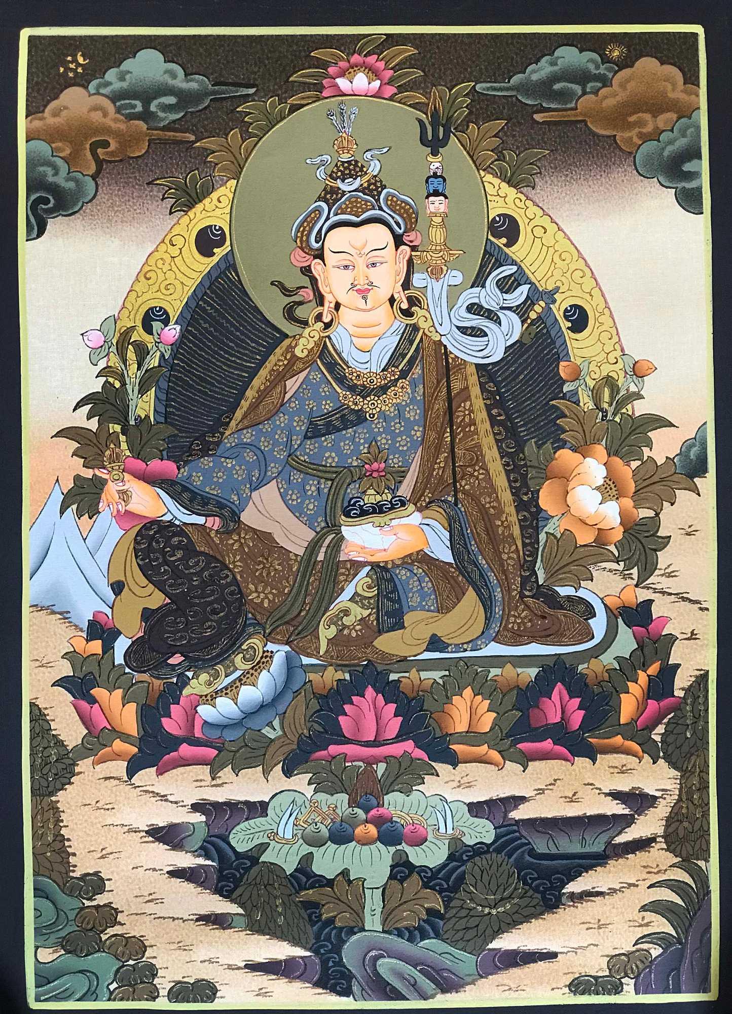 Padmasambhava Buddhist Art