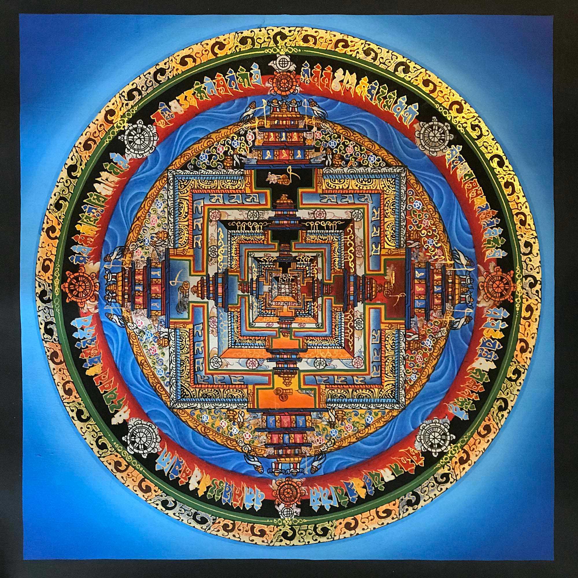 Ritual Art of Kalachakra