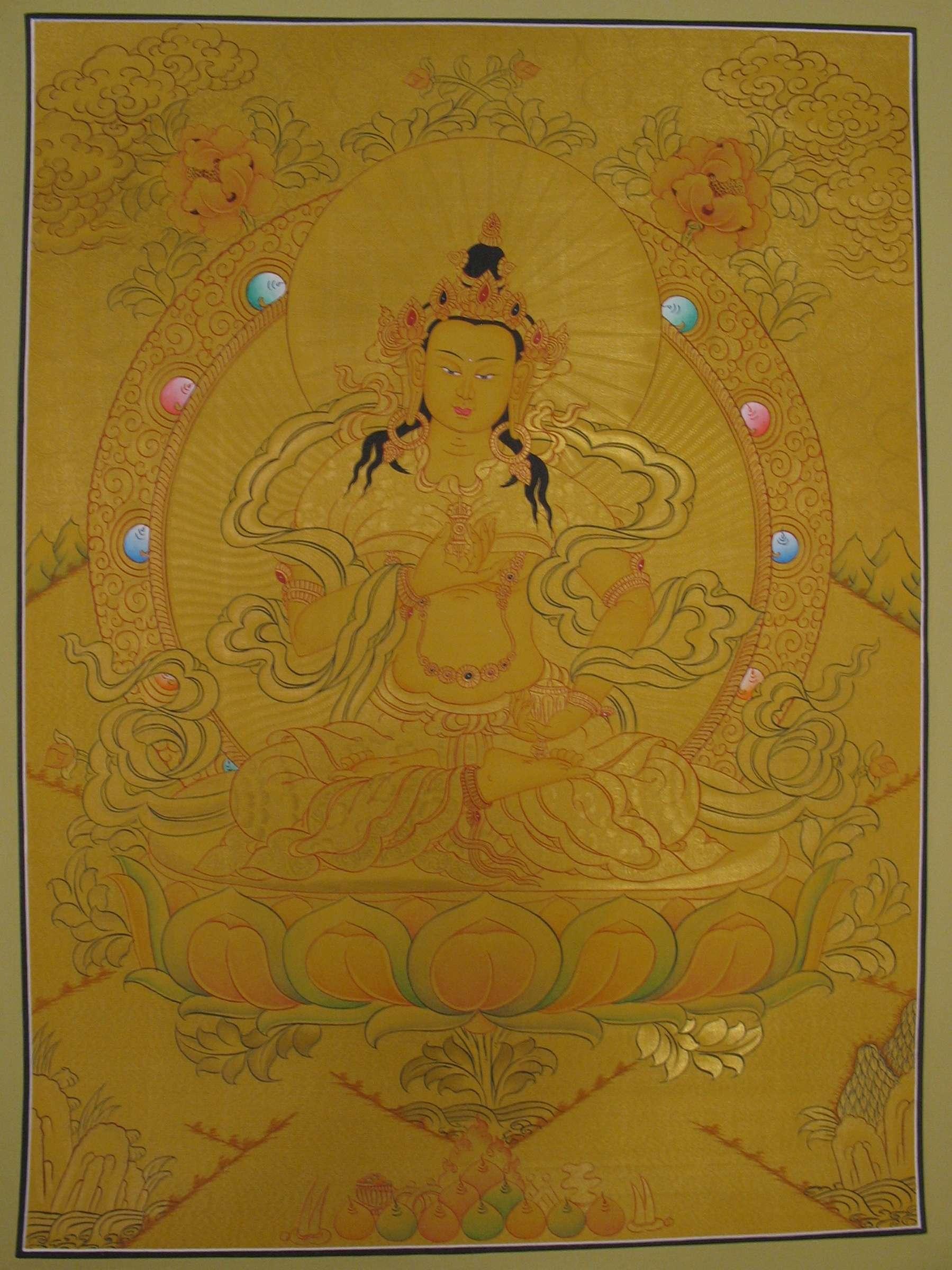 Ritual Art of Vajrasattva