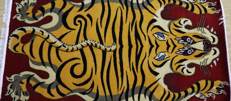 Tibetan Tiger Carpet